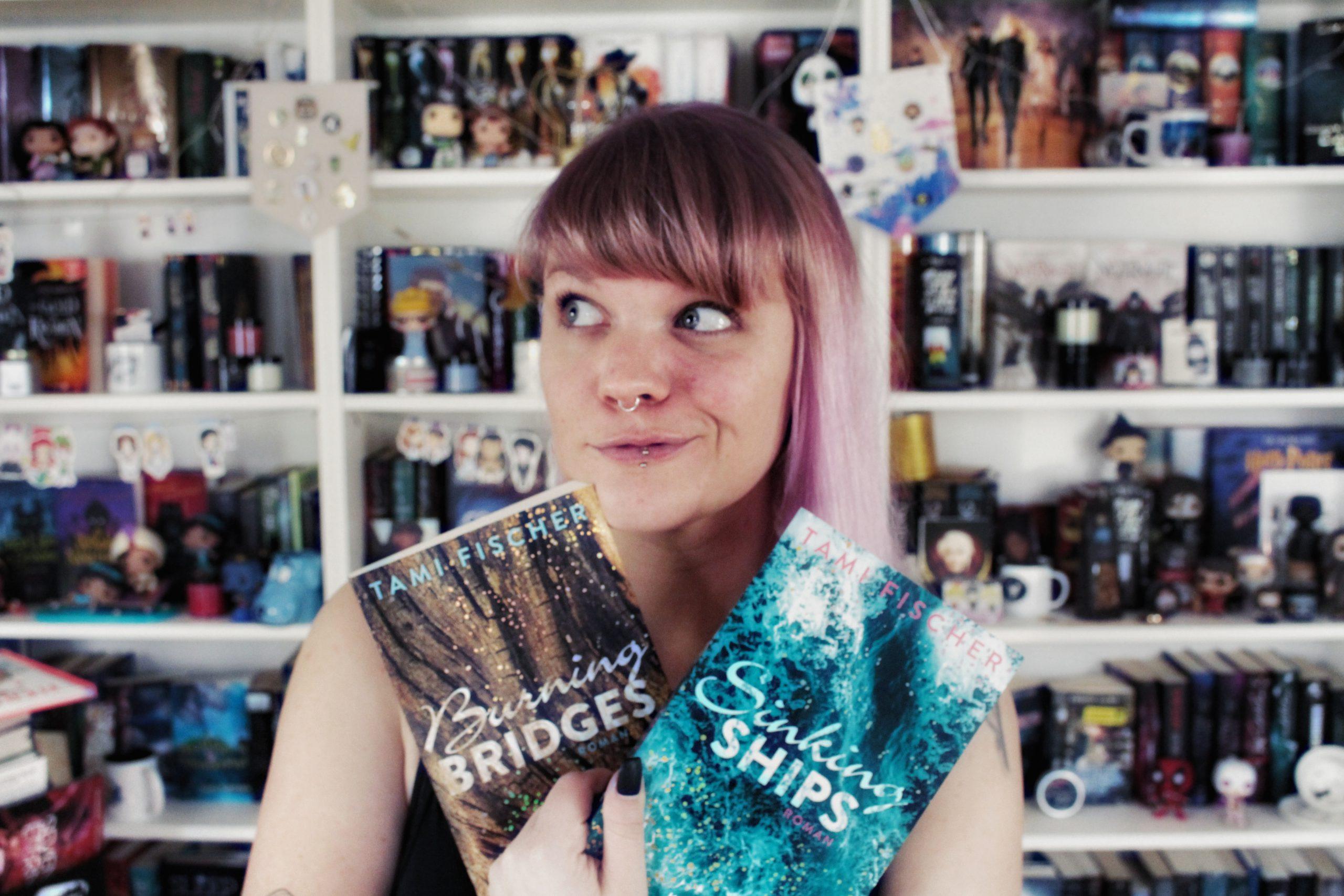 Rezension | Burning Bridges & Sinking Ships von Tami Fischer