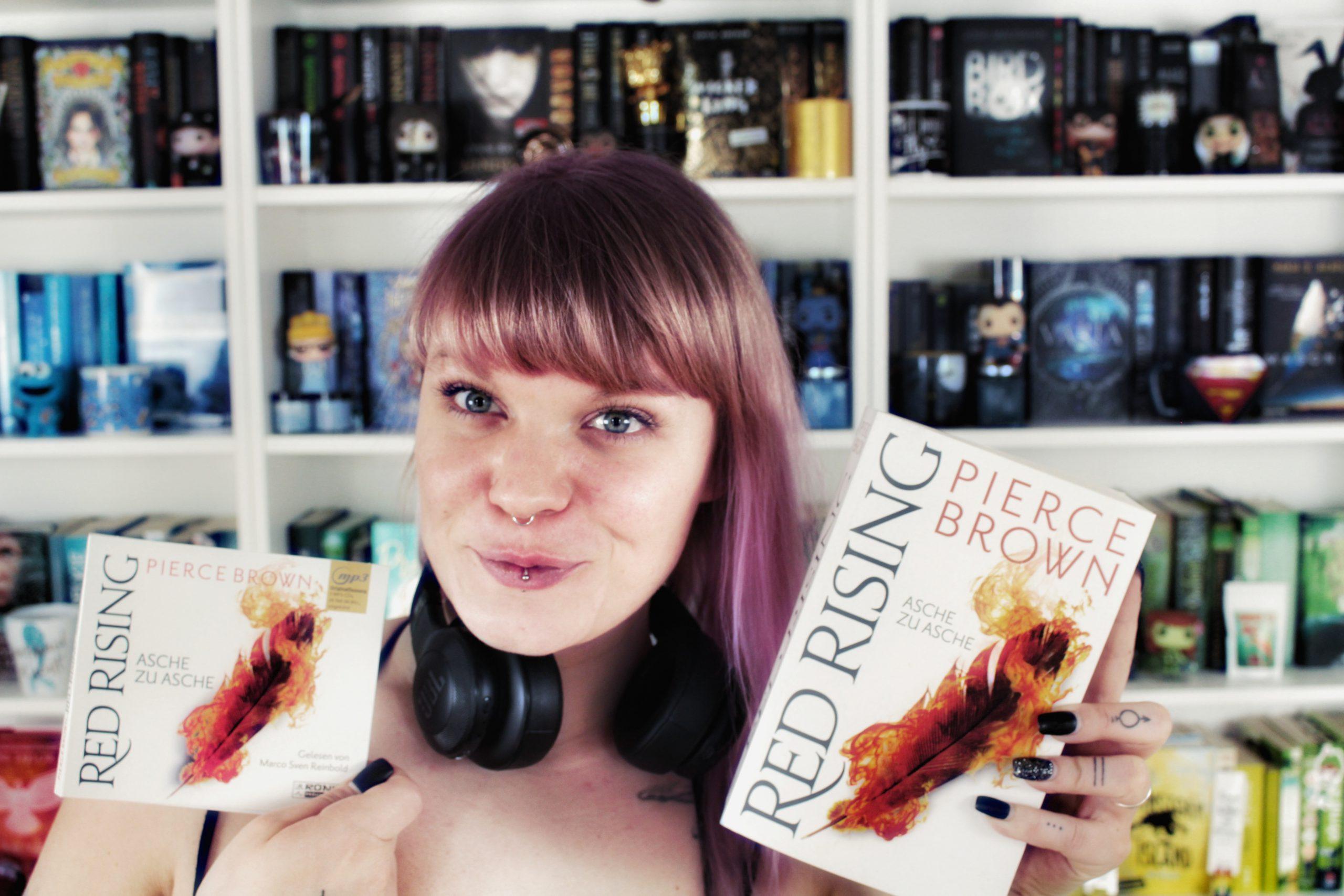 Red Rising – Asche zu Asche von Pierce Brown – Eine Fortsetzung, die sich lohnt?