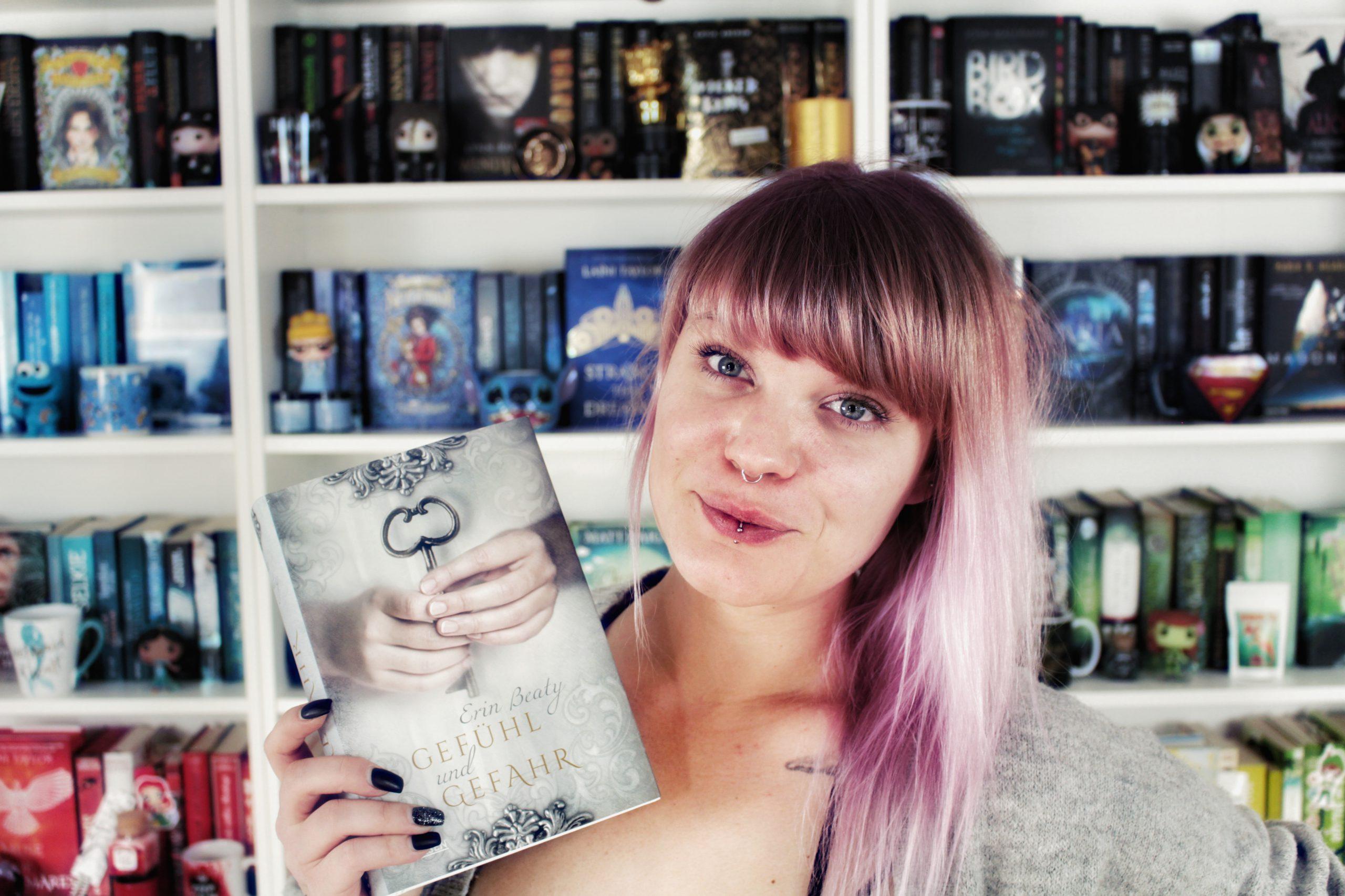 Rezension | Gefühl und Gefahr von Erin Beaty