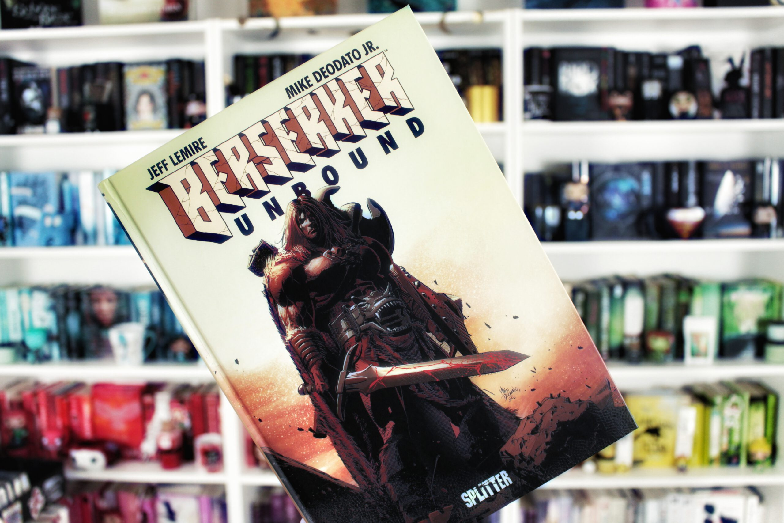 Rezension | Berserker Unbound von Jeff Lemire & Mike Deodato Jr.