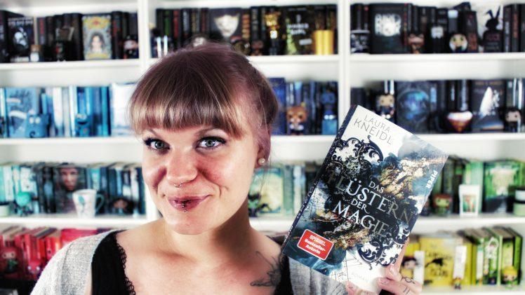 Rezension | Das Flüstern der Magie von Laura Kneidl