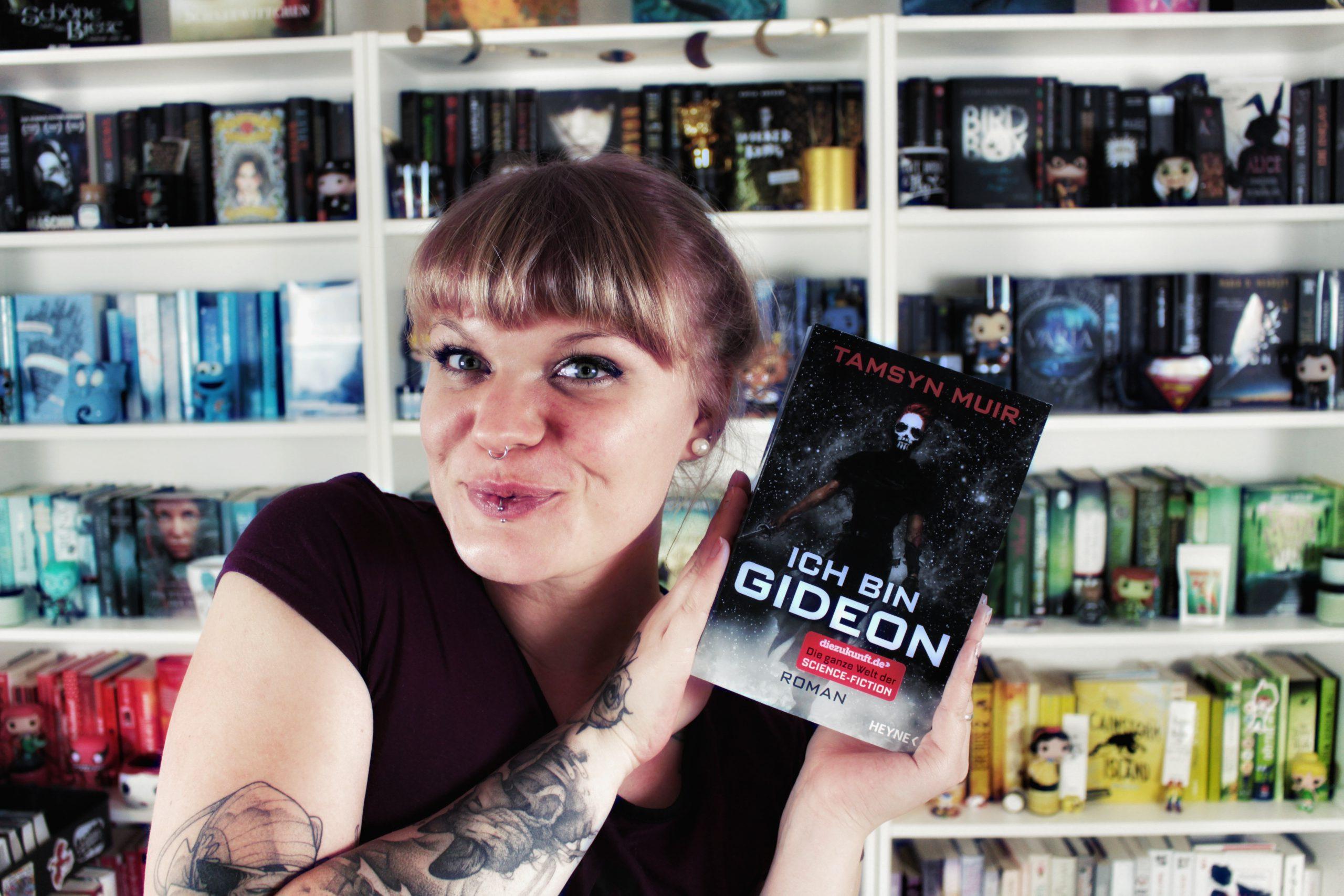 Rezension | Ich bin Gideon von Tamsyn Muir