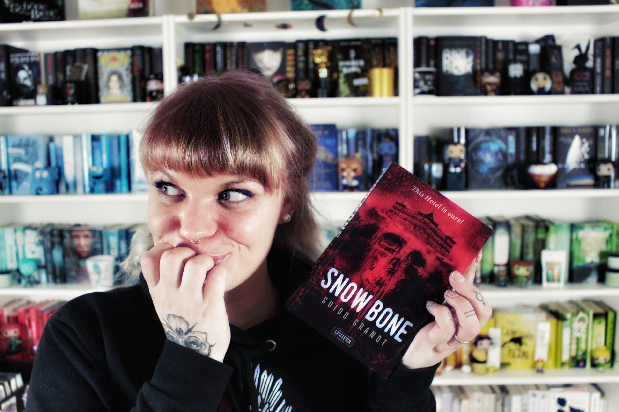 Rezension | Snow Bone von Guido Grandt