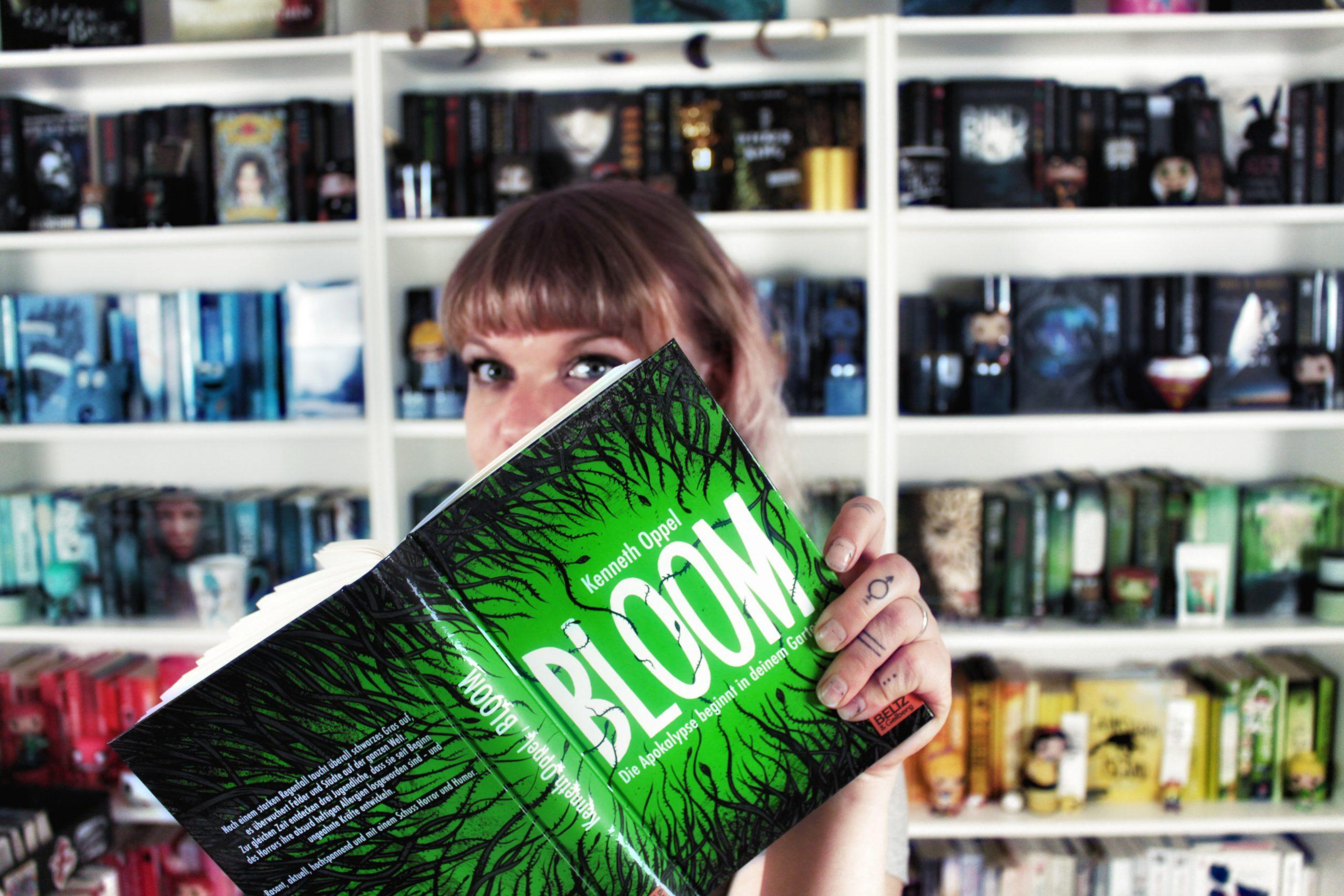 Rezension | Bloom von Kenneth Oppel