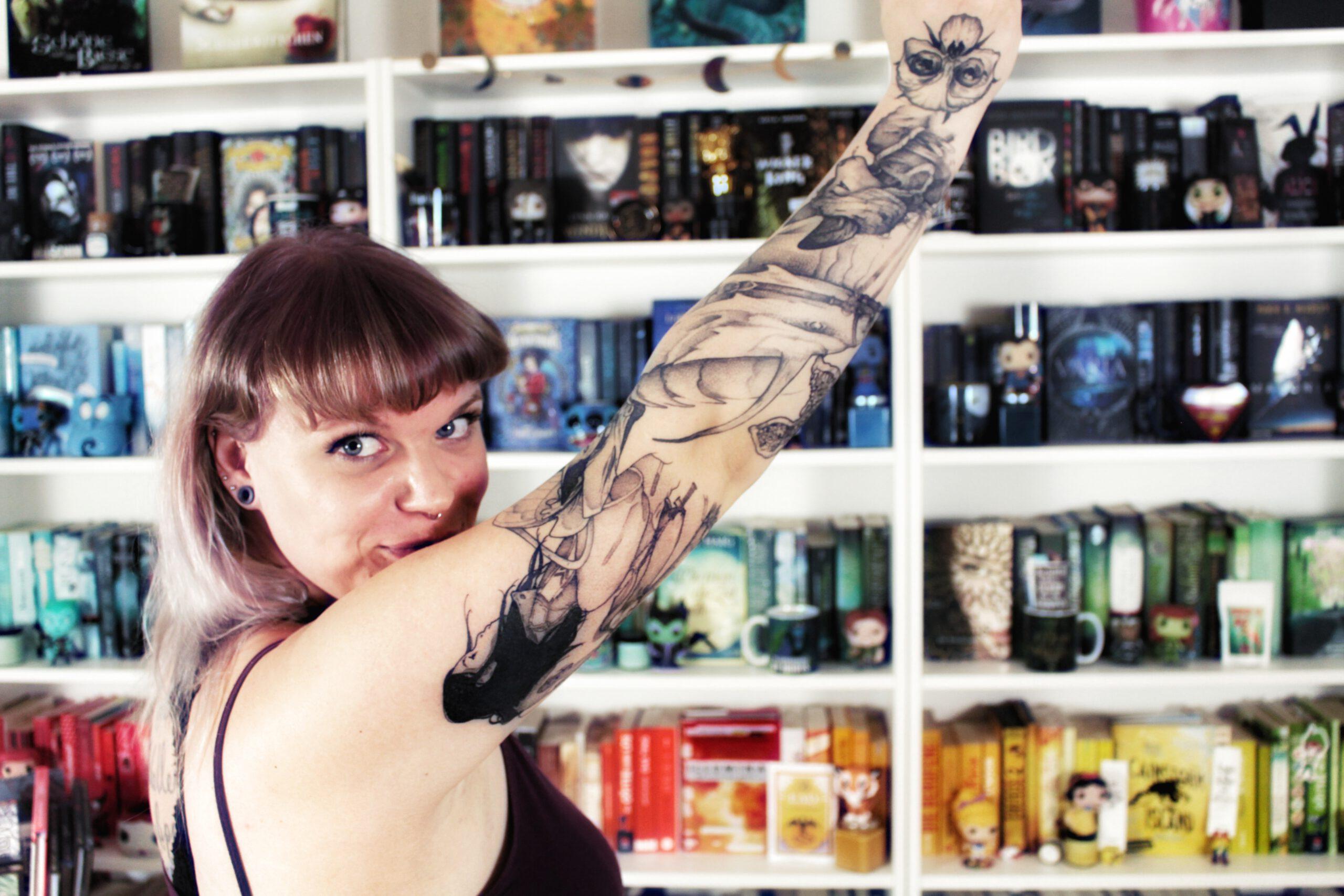 [Wochenrückblick] Tattoo Projekt