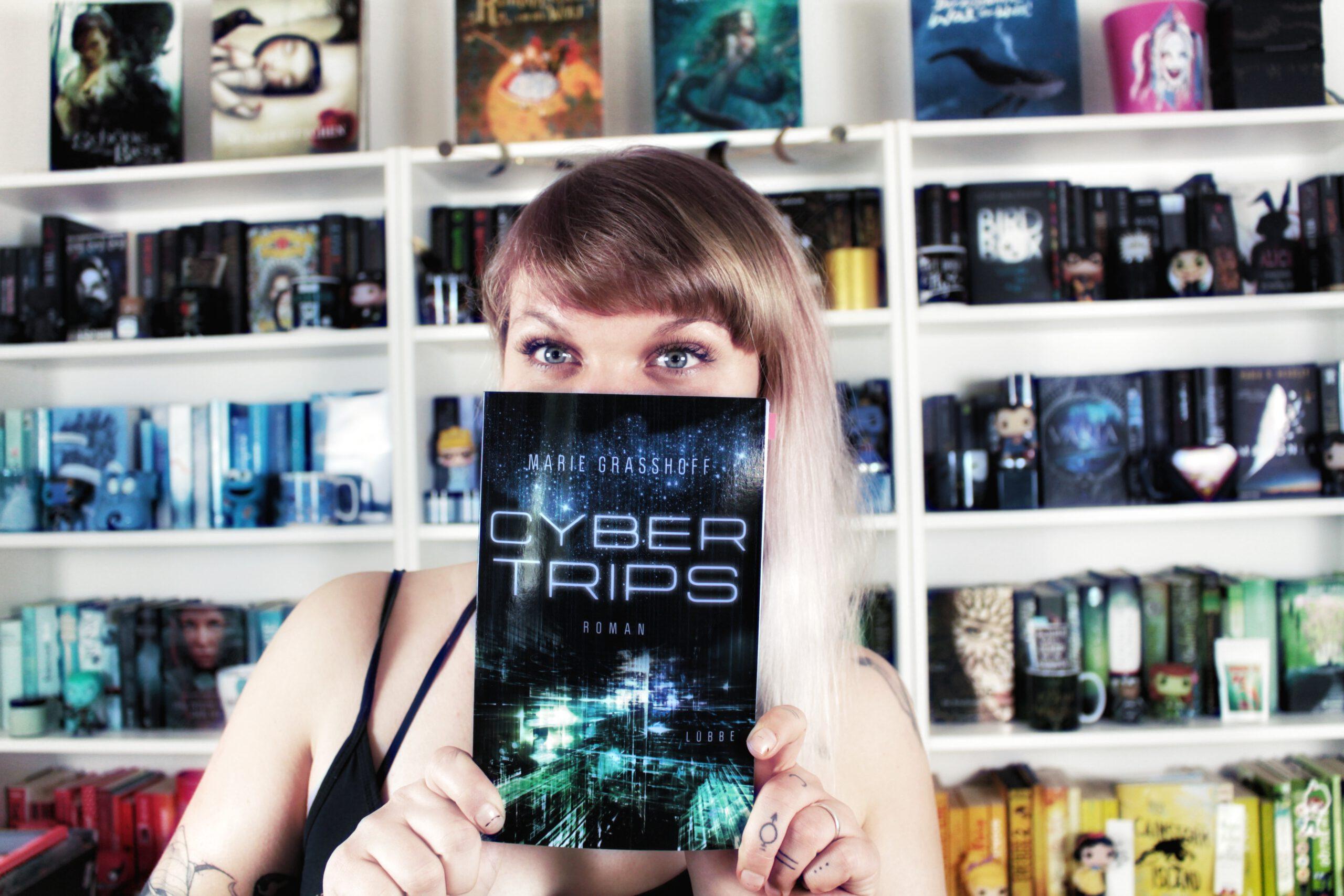 Rezension | Cyber Trips von Marie Grasshoff