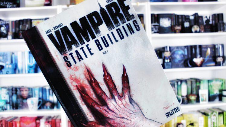Rezension | Vampire State Building von Ange, Renault & Adlard