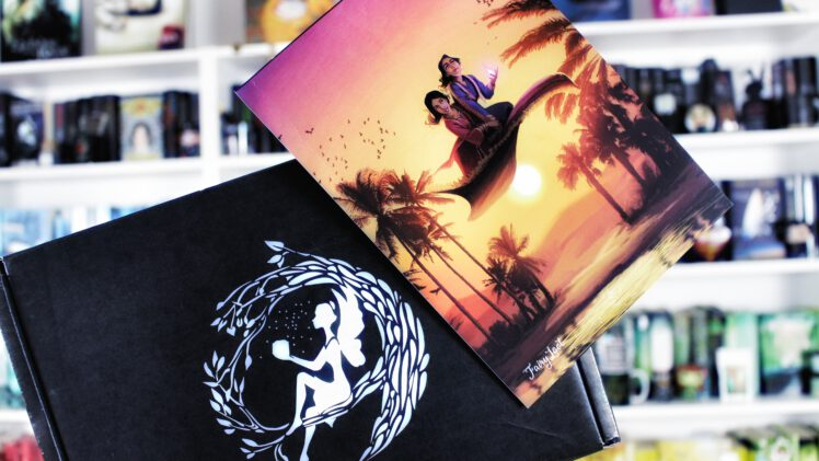Unpacking | FairyLoot – Desert Dreams