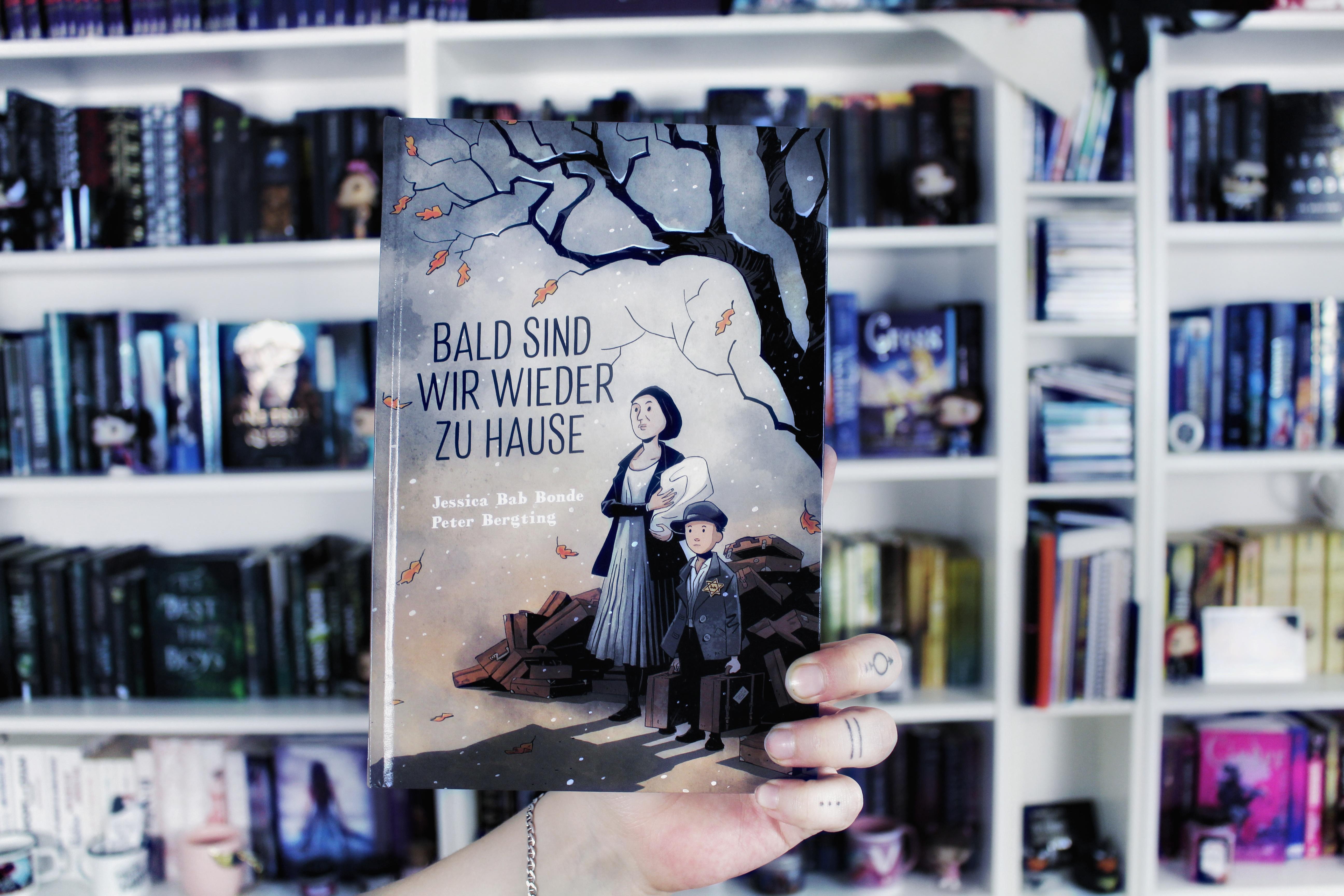 Rezension | Bald sind wir wieder zu Hause von Jessica Bab Bonde & Peter Bergting