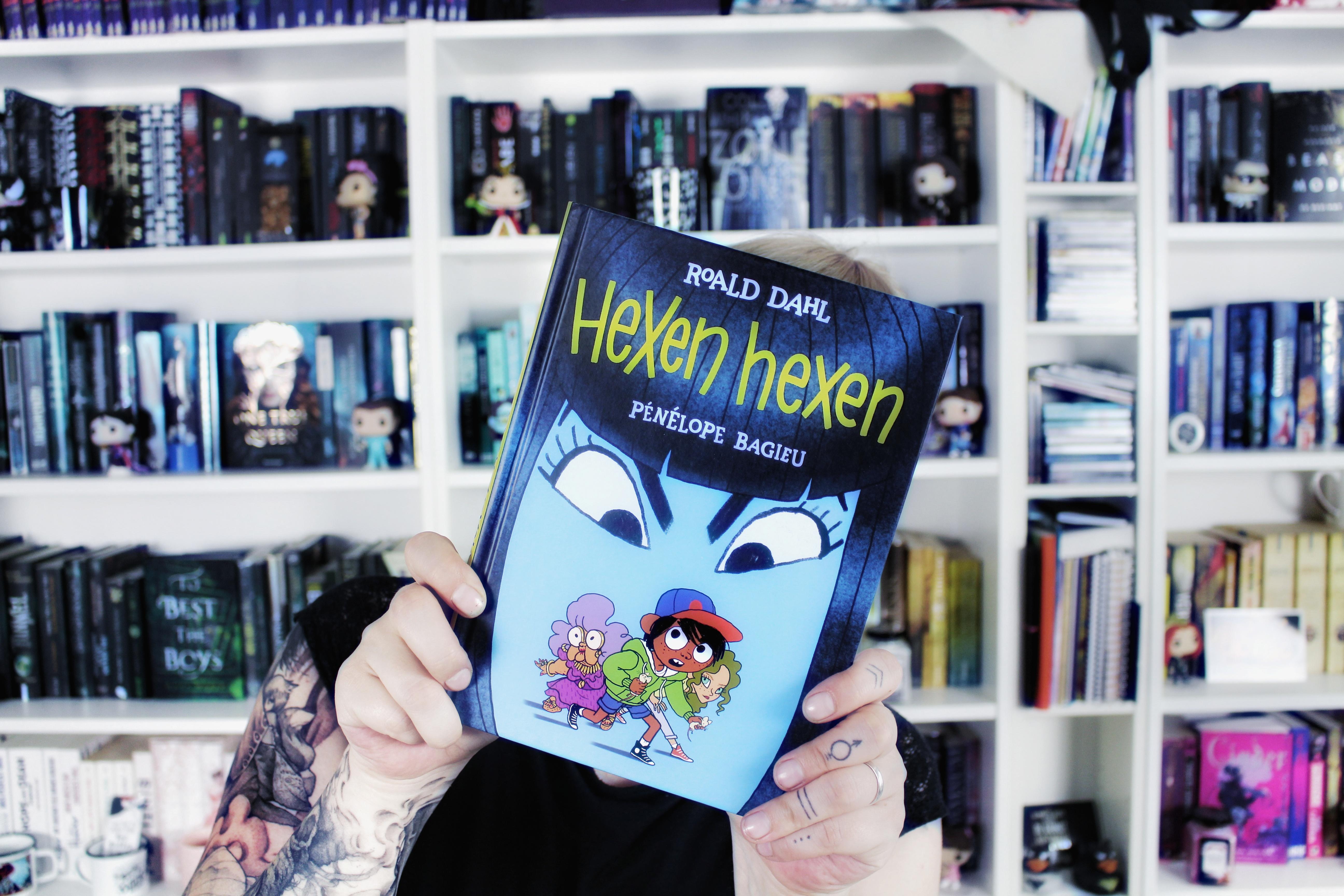 Rezension | Hexen hexen von Roald Dahl & Pénélope Bagieu