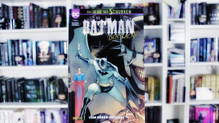Rezension | Der Batman, der lacht Sonderband 1: Vom Bösen infiziert