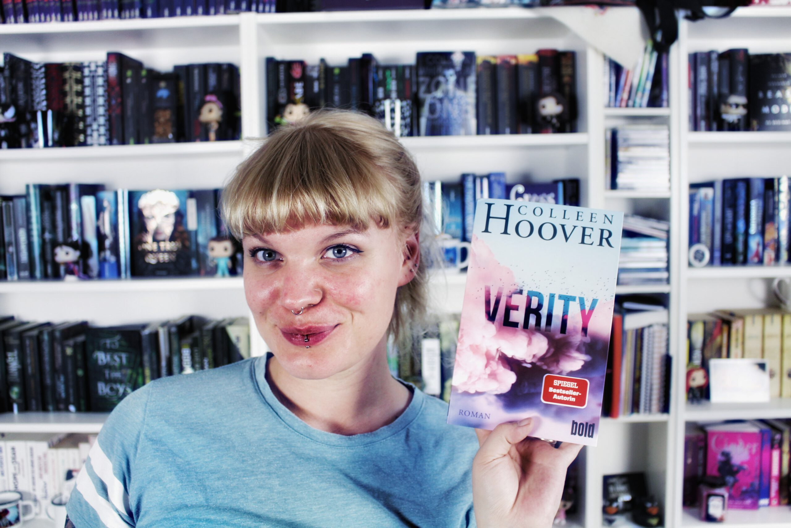 Rezension | Verity von Colleen Hoover