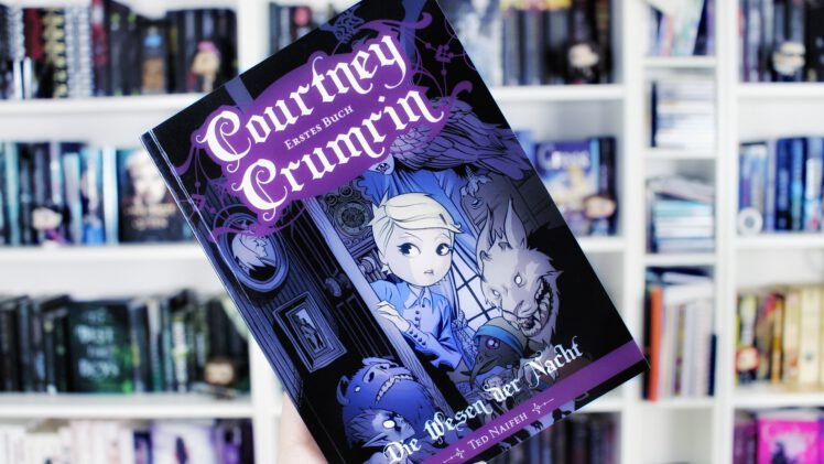 Rezension | Courtney Crumrin 1 von Ted Naifeh