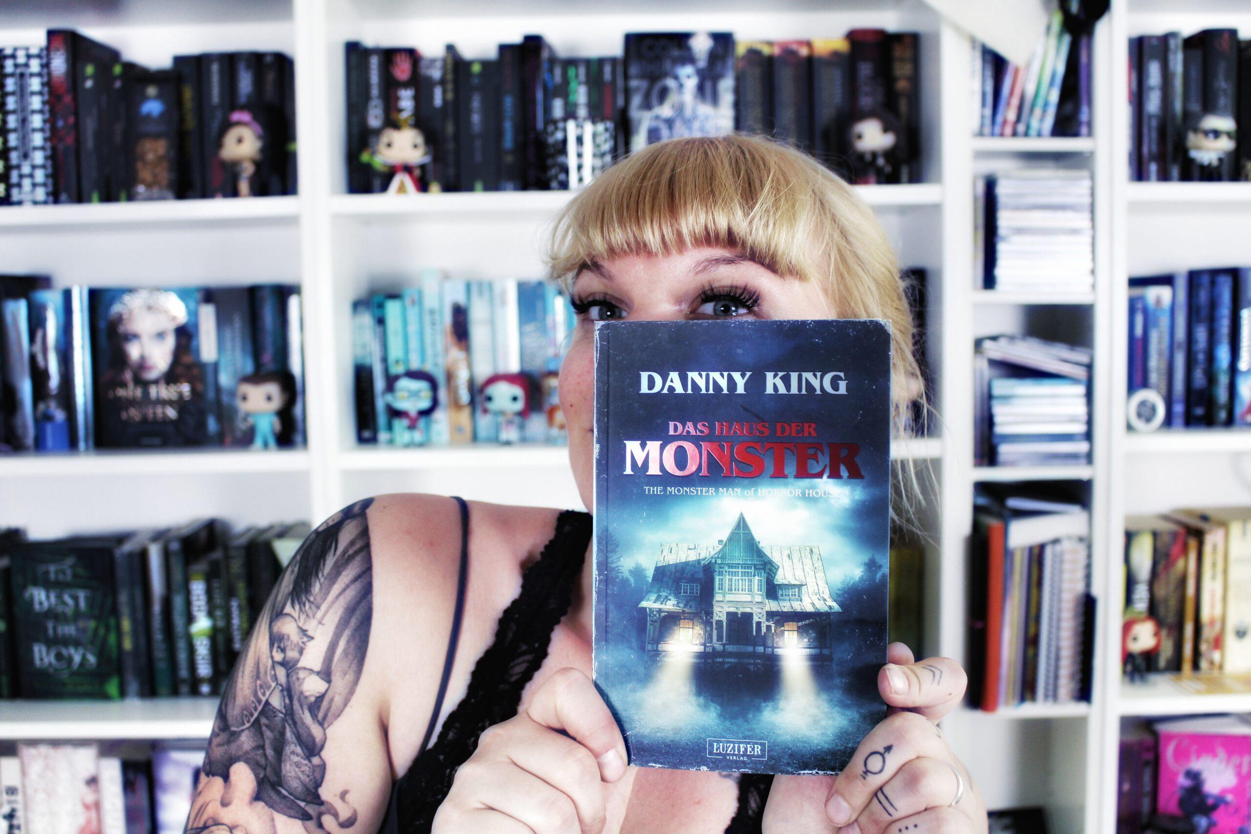 Rezension | Das Haus der Monster von Danny King