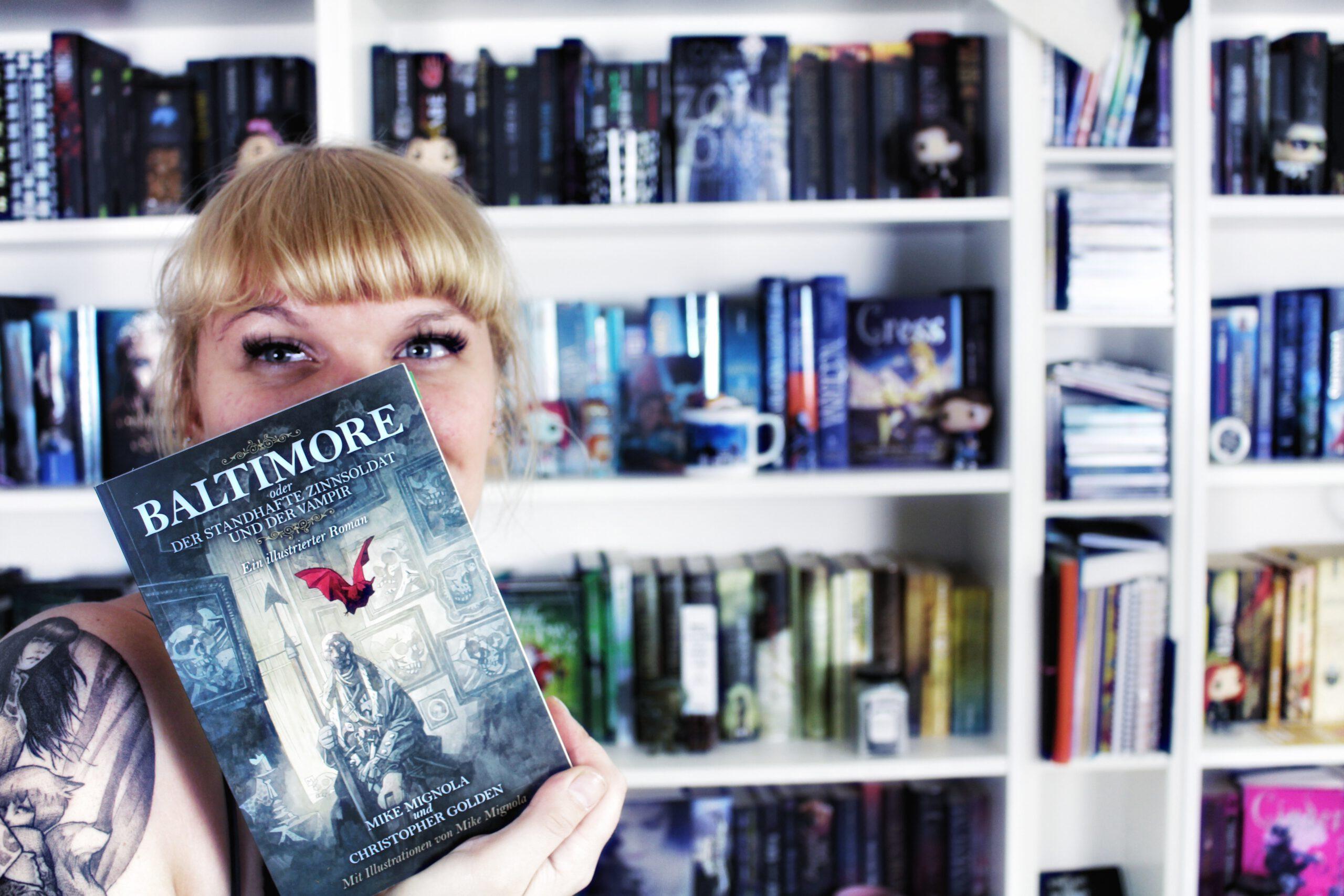 Rezension | Baltimore oder der standhafte Zinnsoldat und der Vampir von Christopher Golden & Mike Mignola