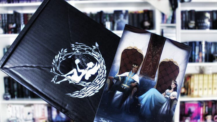 Unpacking | FairyLoot – Reilient Royals