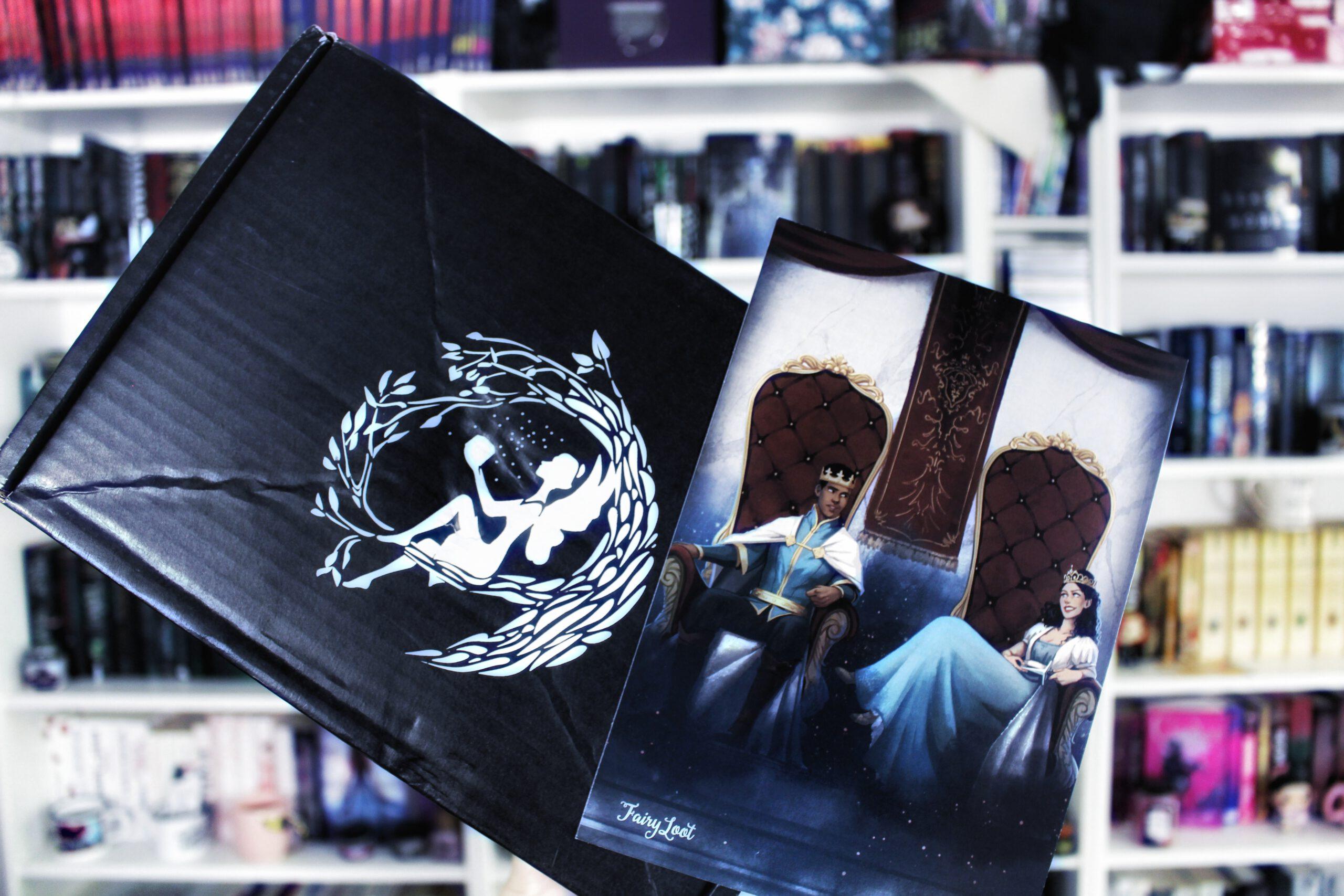 Unpacking | FairyLoot – Reilient Royals
