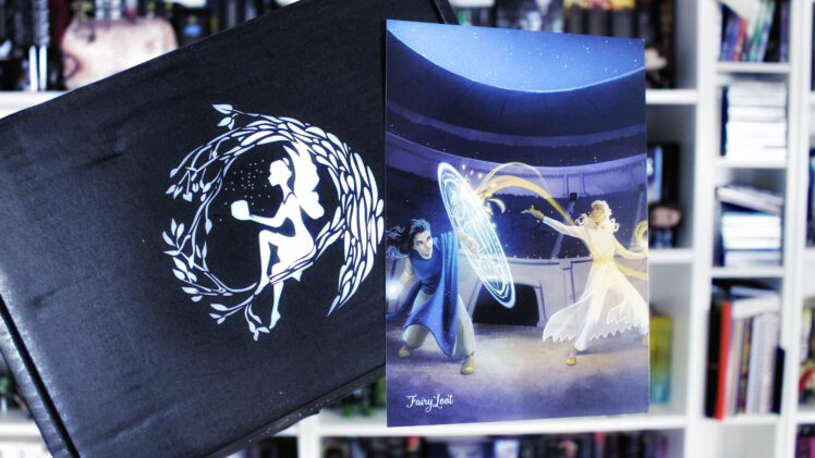 Unpacking | FairyLoot – Let the games begin