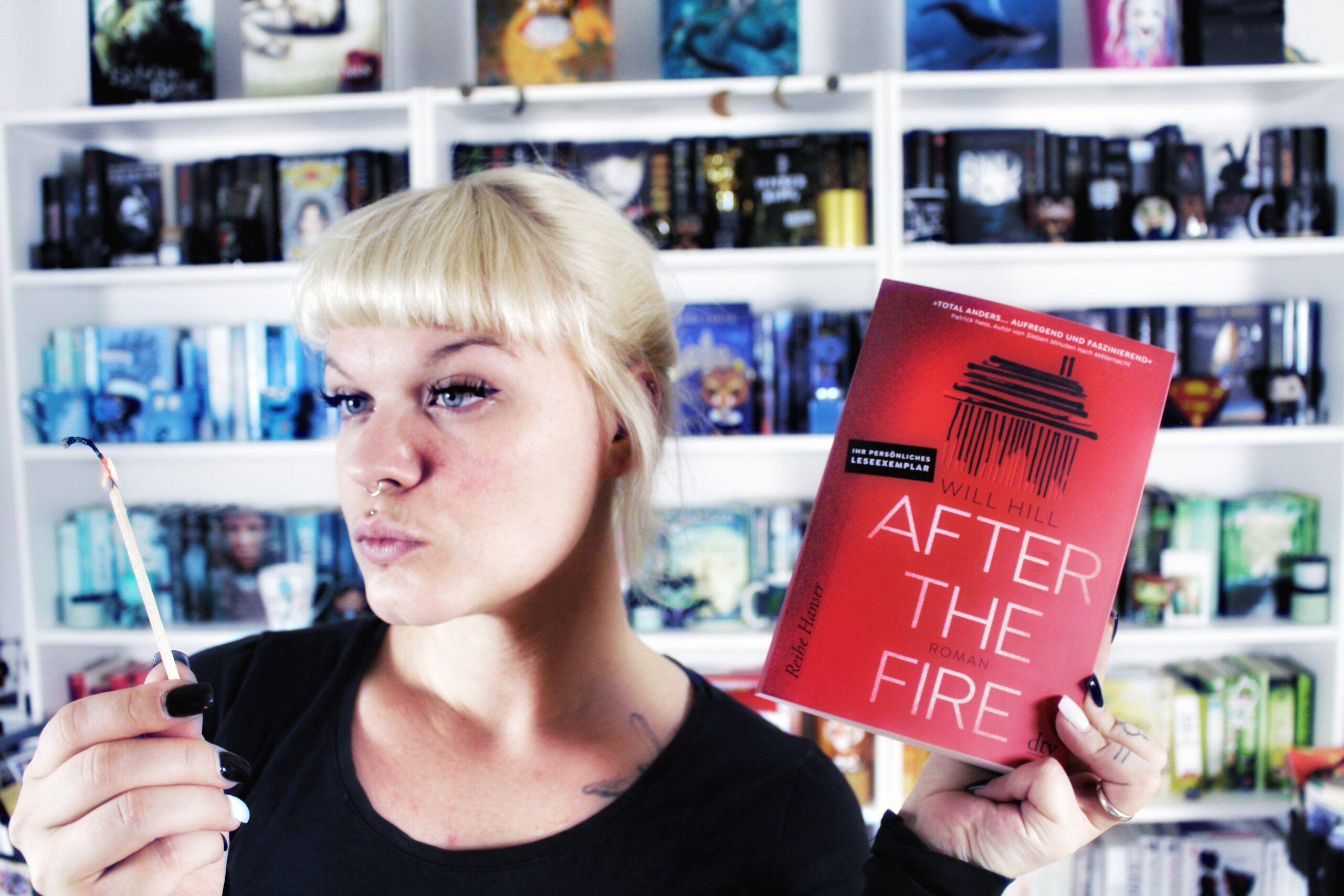 Rezension | After the Fire von Will Hill