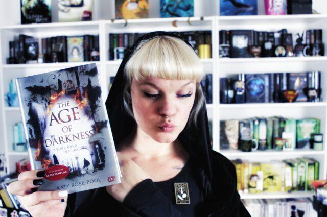 Rezension   The Age of Darkness von Katy Rose Pool