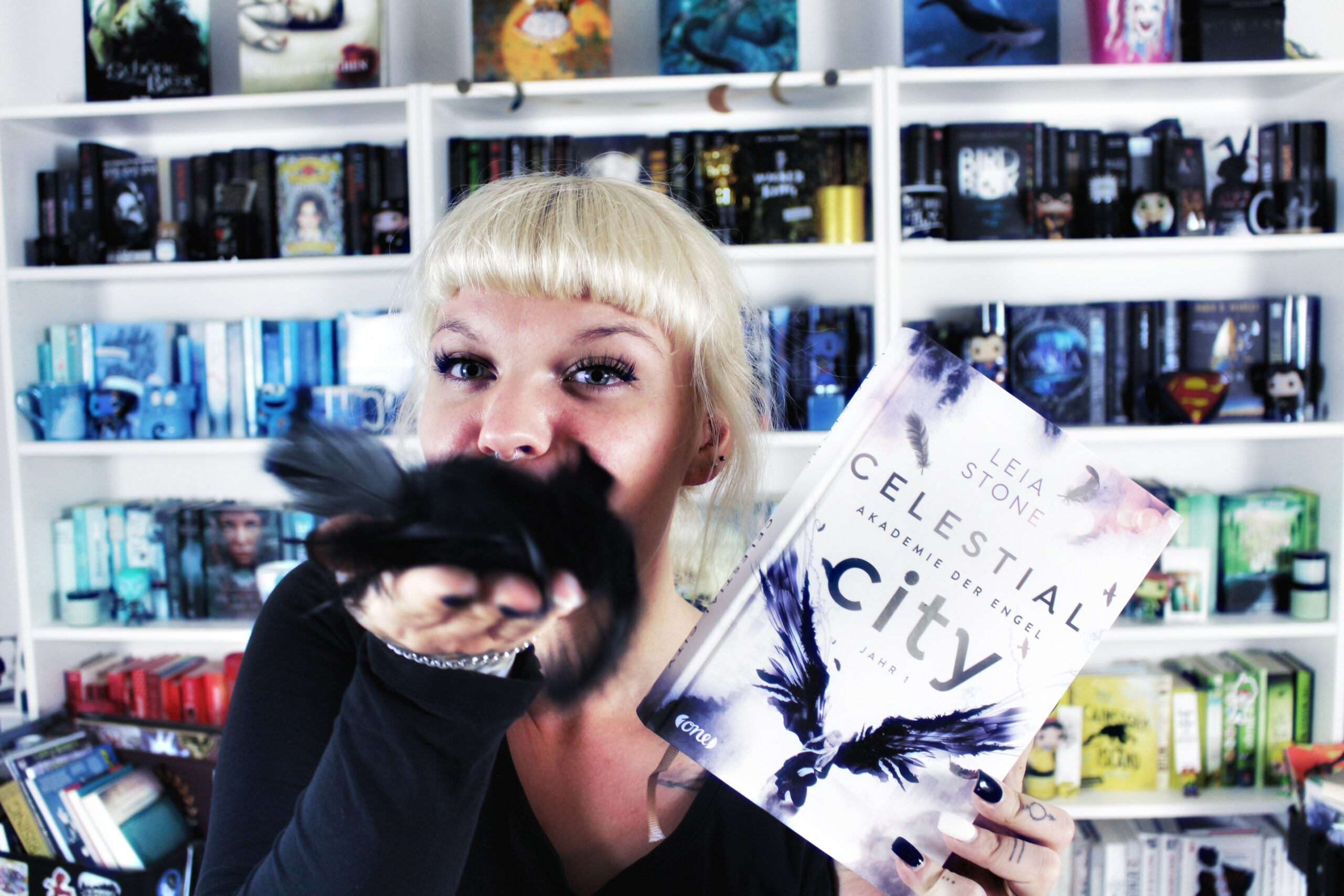 Rezension | Celestial City von Leia Stone