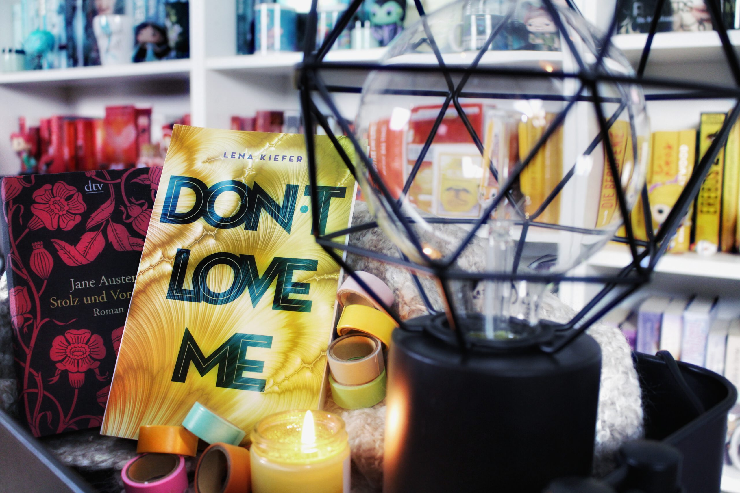Rezension | Don't love me von Lena Kiefer