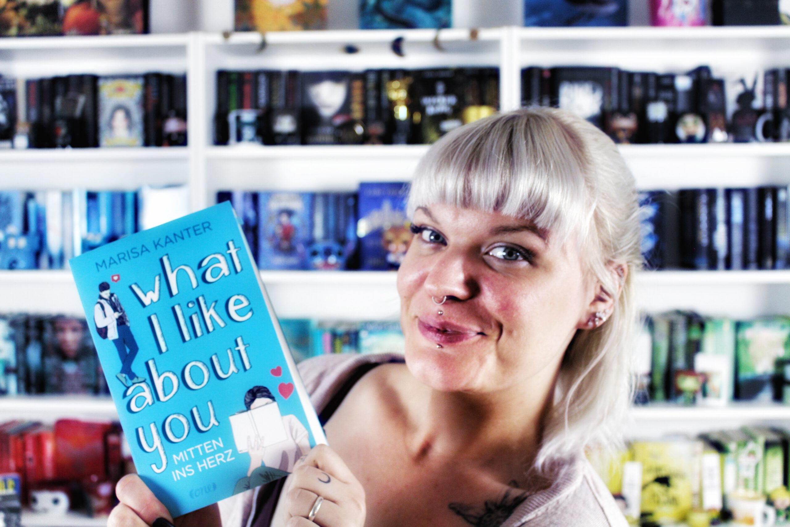 Rezension | What I like about you von Marisa Kanter