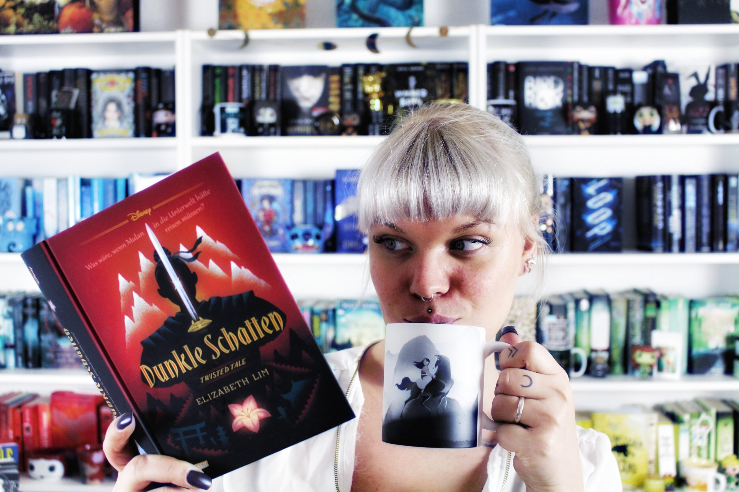 Rezension | Disney – Twisted Tales: Dunkle Schatten von Elizabeth Lim
