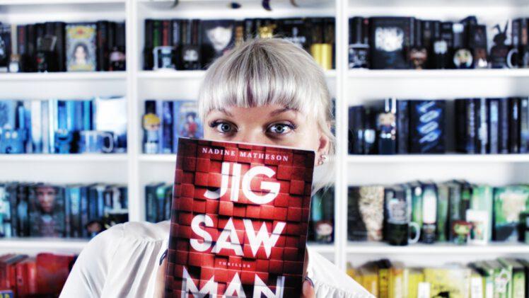 Rezension | Jigsaw Man von Nadine Matheson