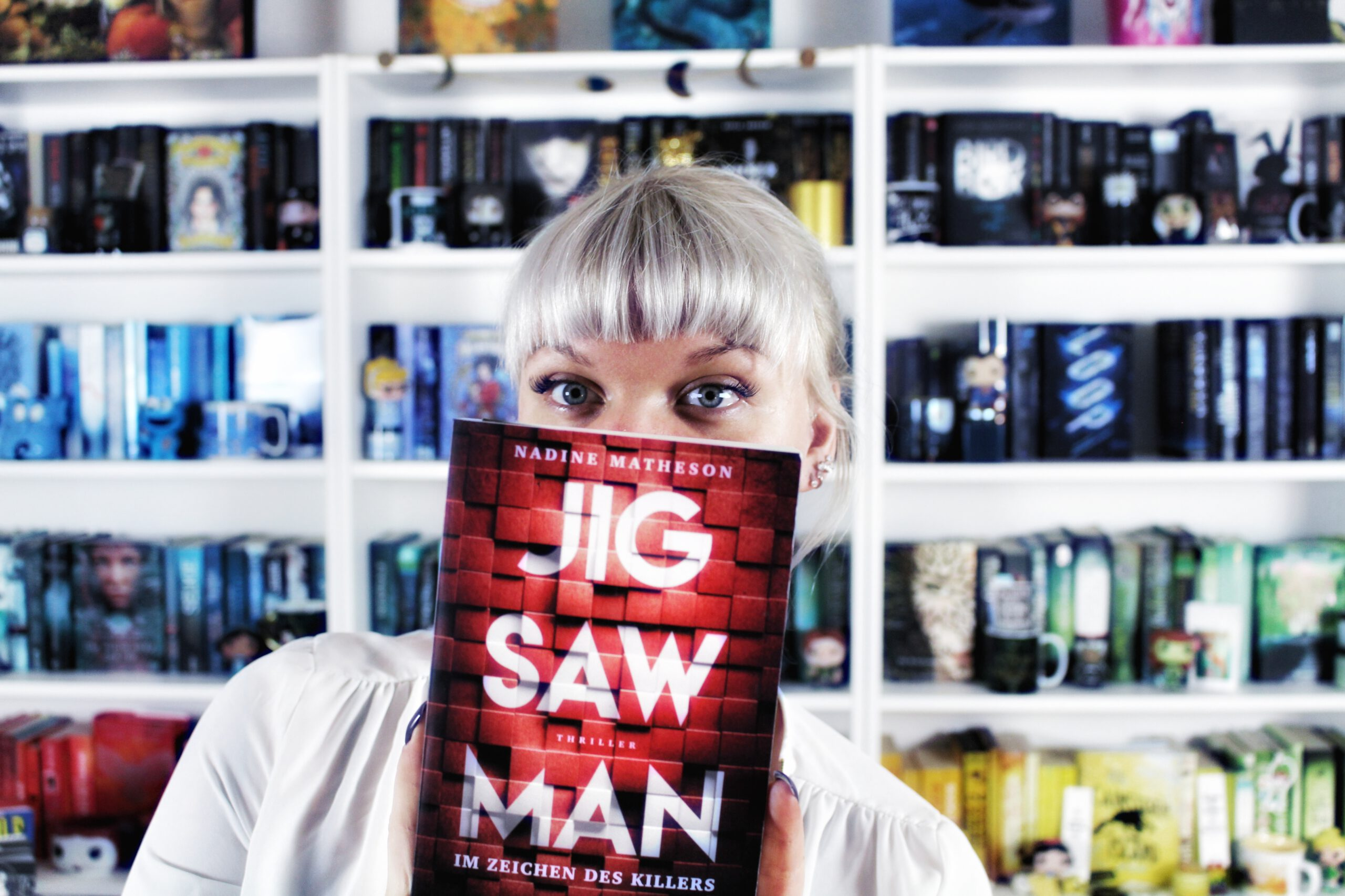 Rezension | Jigsaw Man von Nadine Matheson