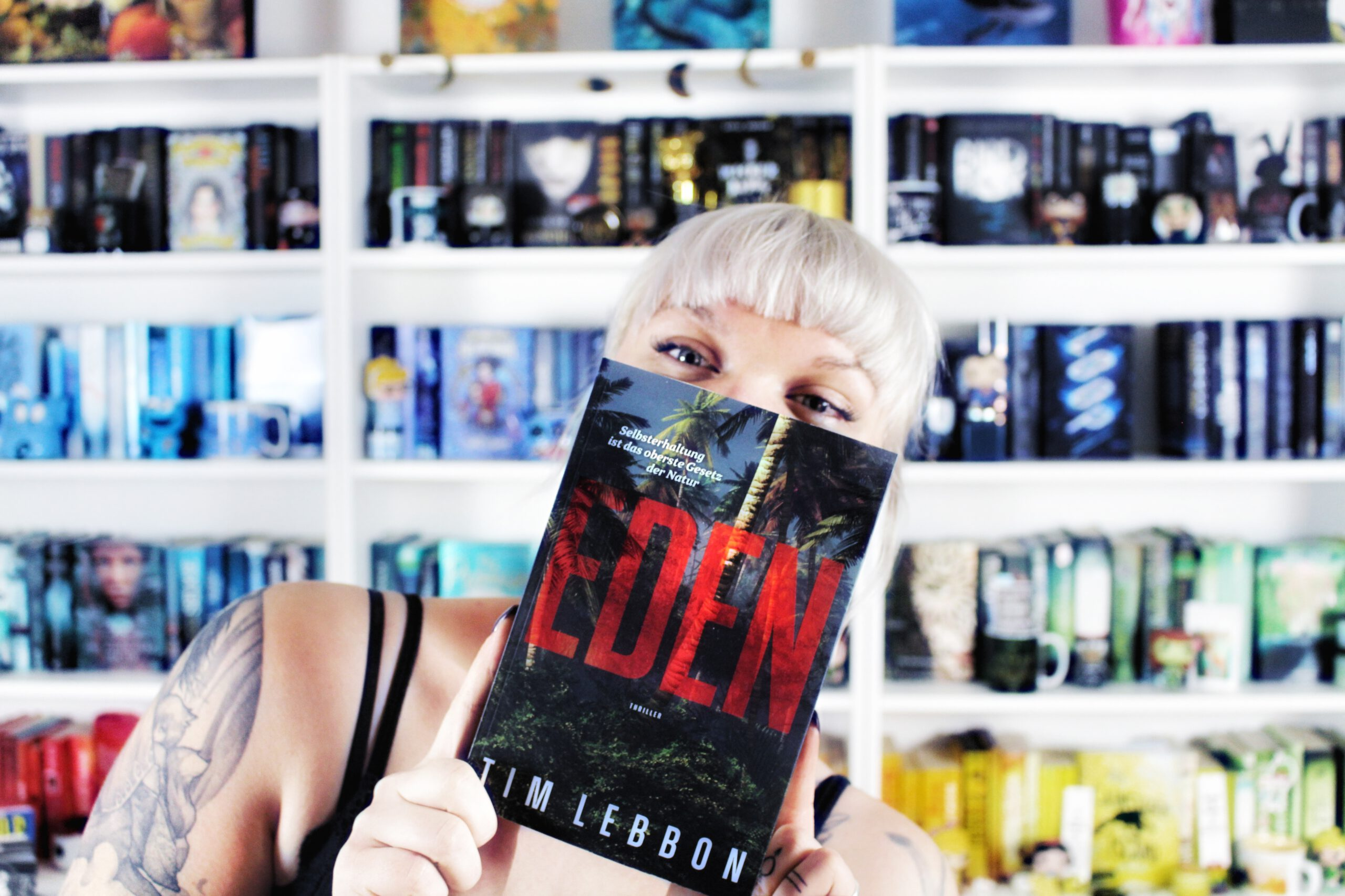 Rezension | Eden von Tim Lebbon