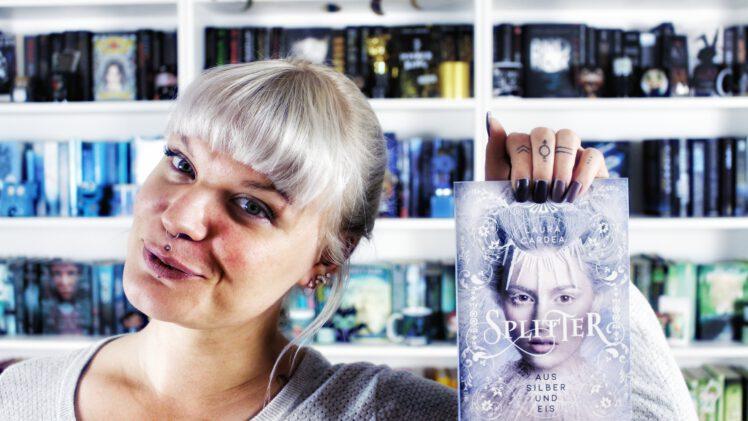 Rezension | Splitter aus Silber und Eis von Laura Cardea