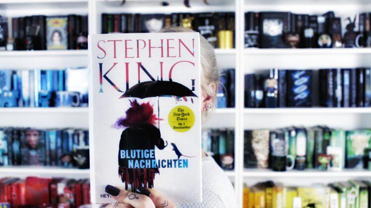 Rezension | Blutige Nachrichten von Stephen King