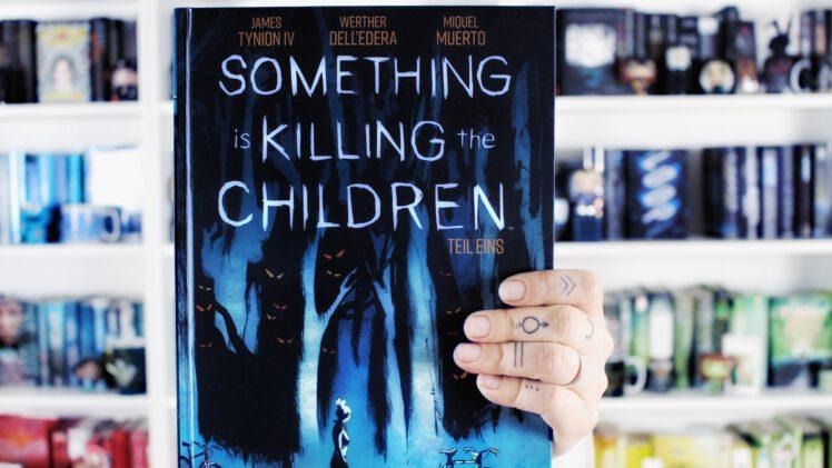 Rezension | Something is killing the Children 1