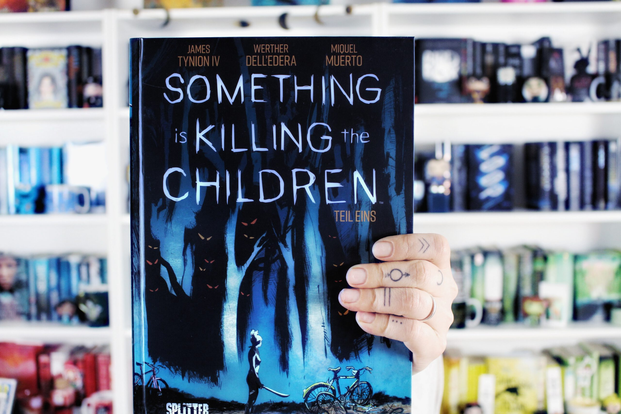 Rezension | Something is killing the Children 1
