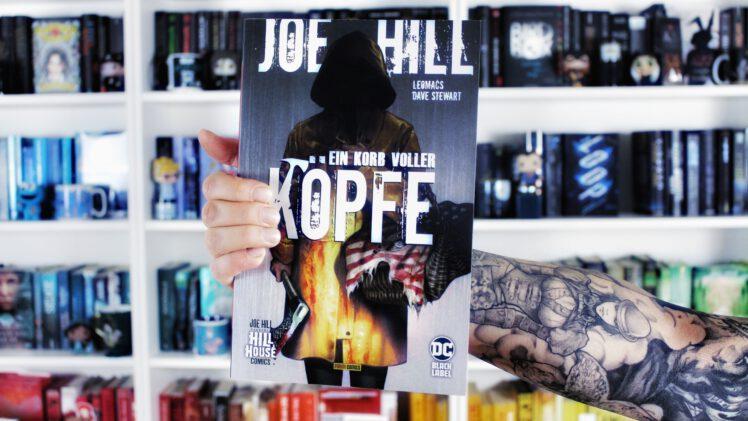 Rezension | Joe Hill – Ein Korb voller Köpfe