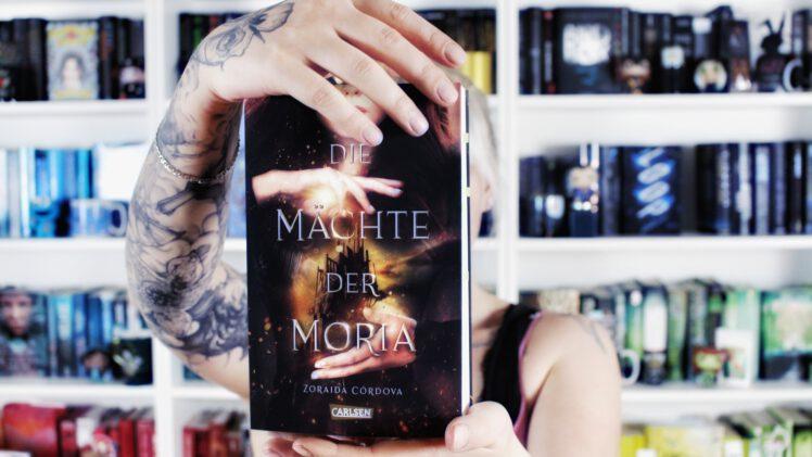 Rezension | Die Mächte der Moria von Zoraida Cordova