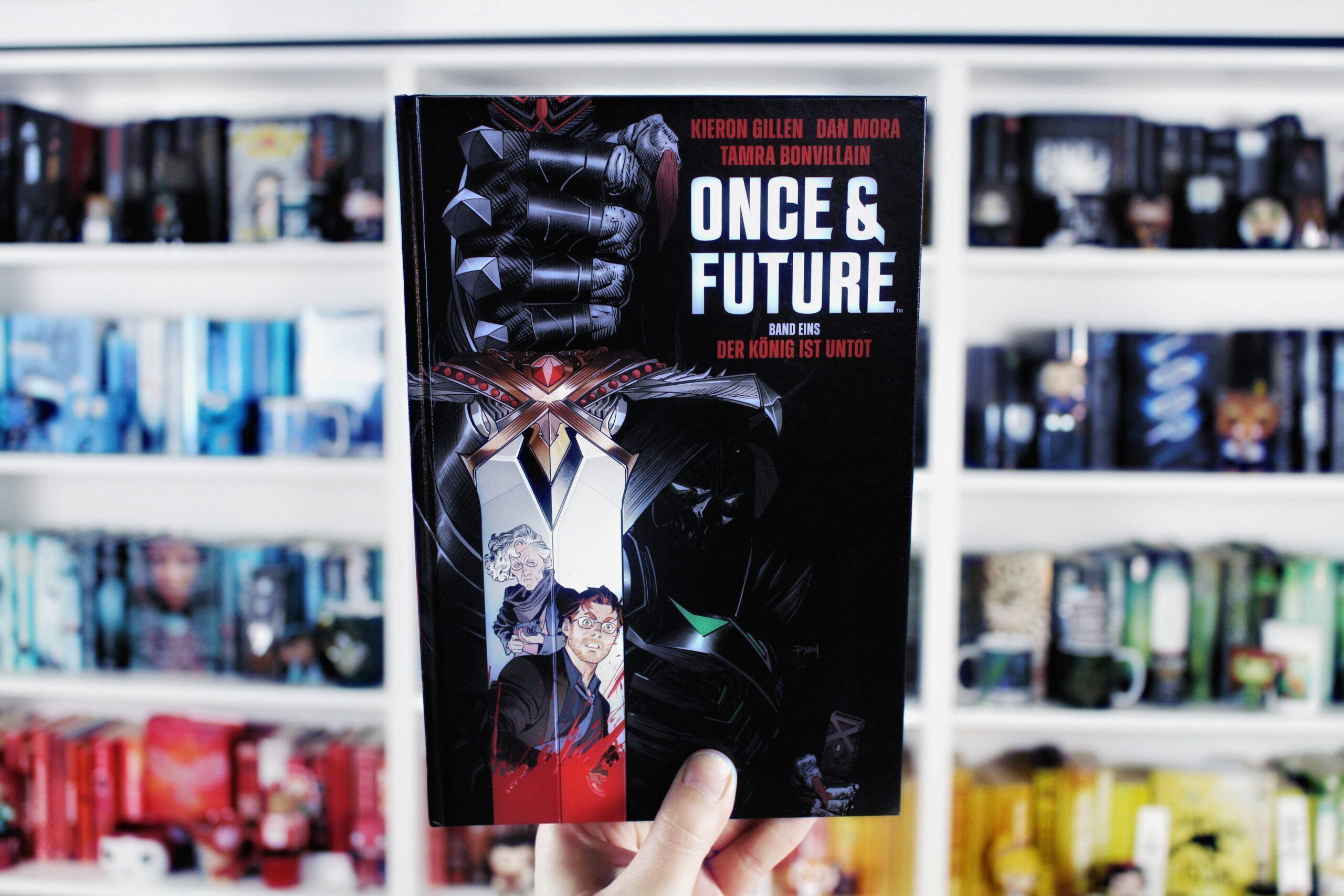 Rezension | Once & Future 1: Der König ist untot