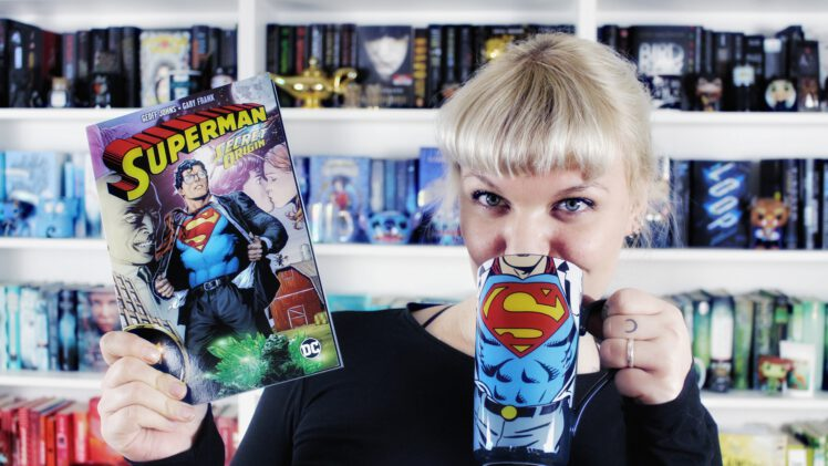 Rezension | Superman: Secret Origin
