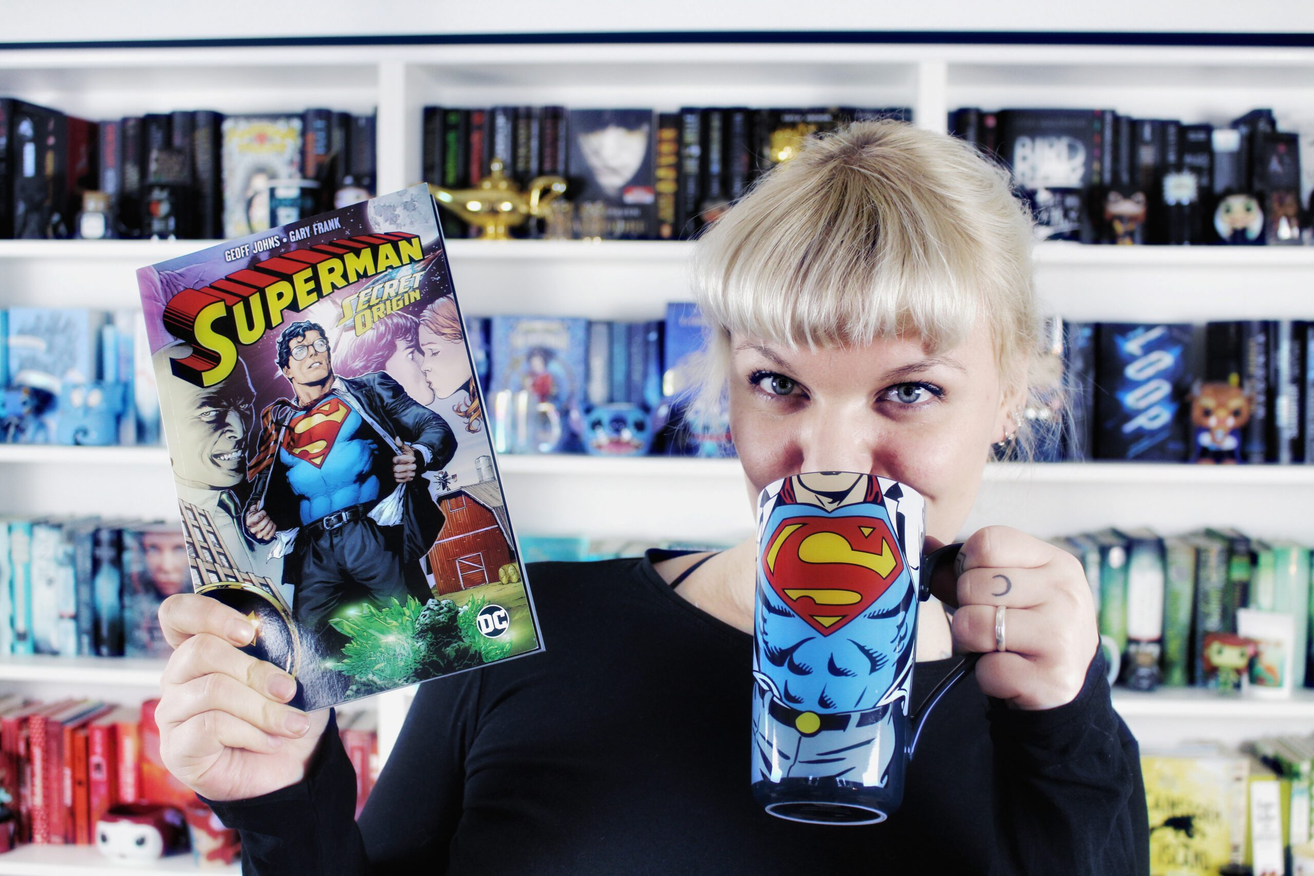 Rezension   Superman: Secret Origin