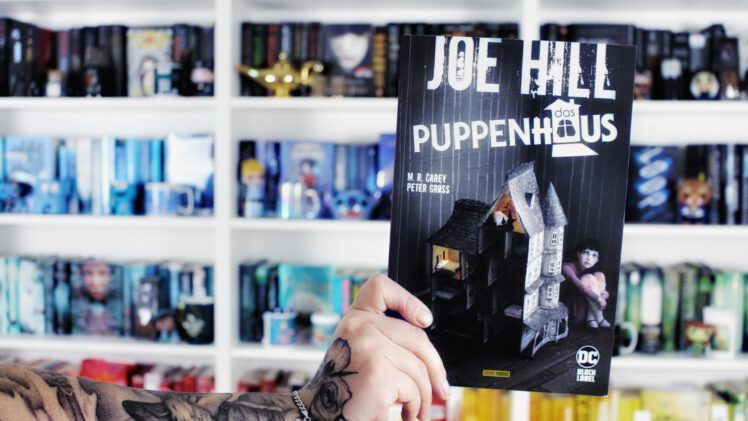 Rezension | Joe Hill – Das Puppenhaus