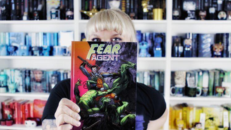 Rezension | Fear Agent 1