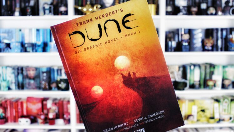 Rezension | Frank Herbert's Dune: Die Graphic Novel – Buch 1