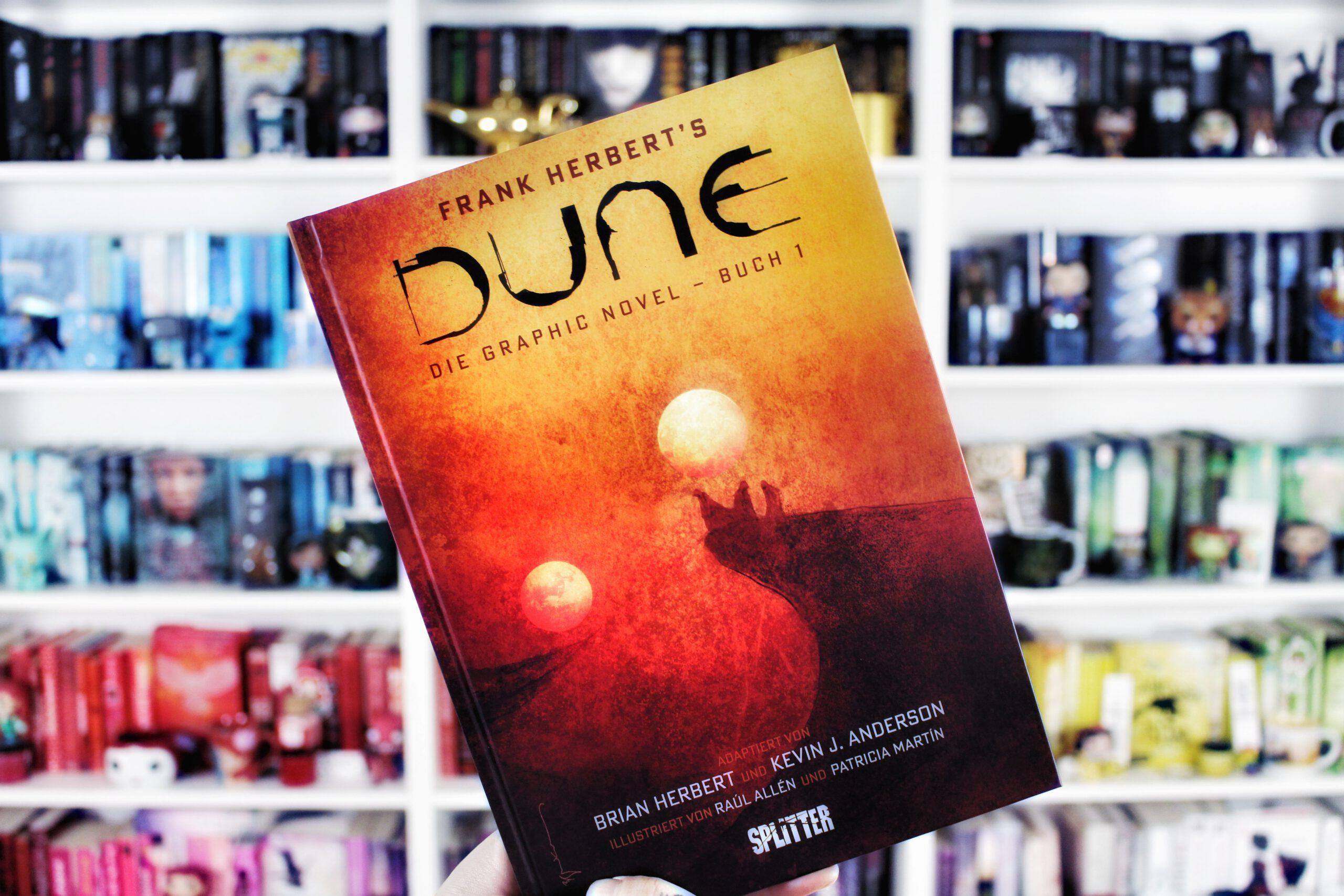 Rezension | Frank Herbert's Dune: Die Graphic Novel – Buch 1
