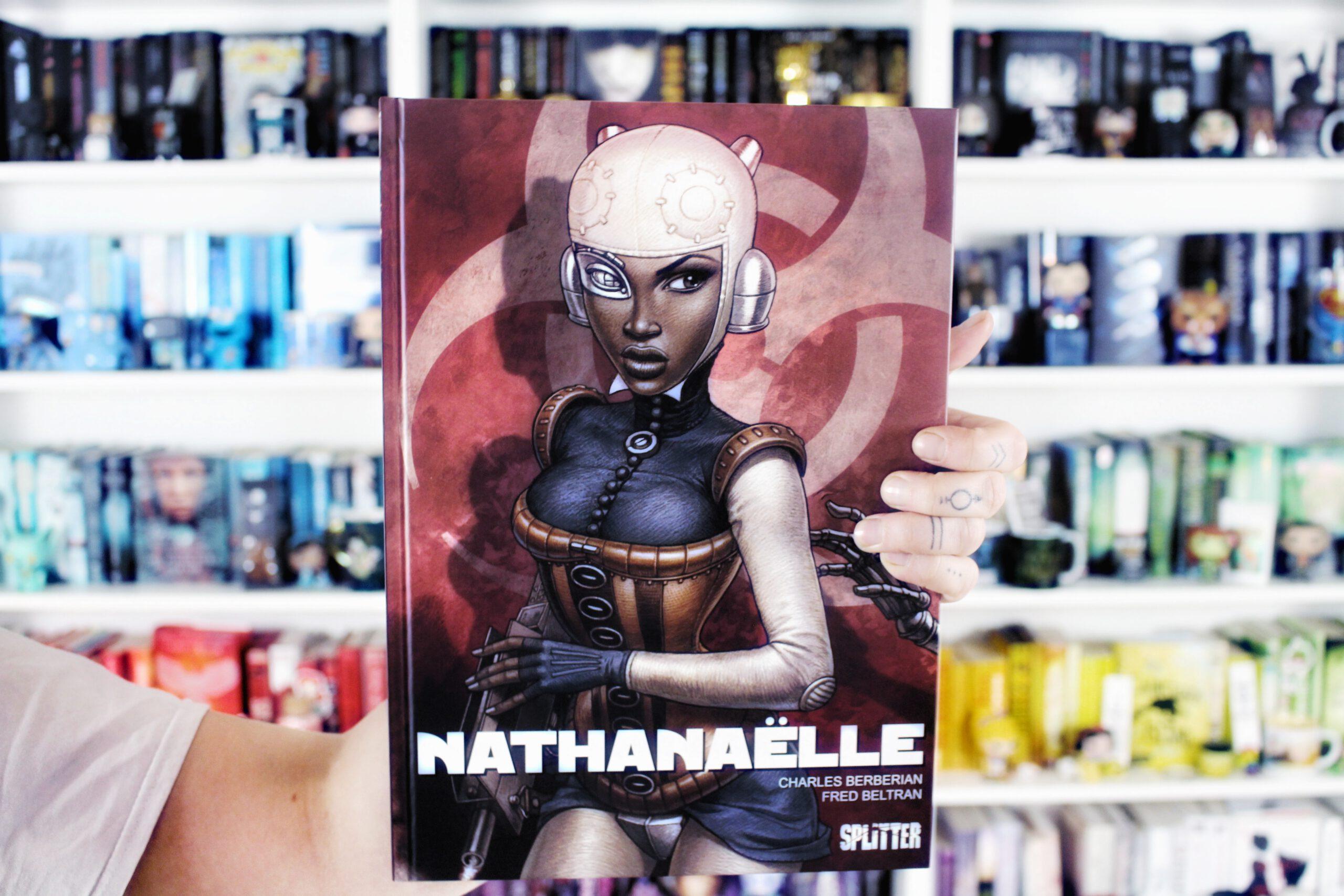 Rezension | Nathanaëlle von Charles Berberian & Fred Beltran