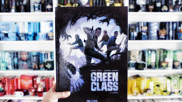 Rezension | Green Class 2: Alpha