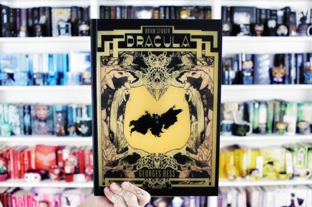 Rezension | Dracula (Bram Stoker) von Georges Bess