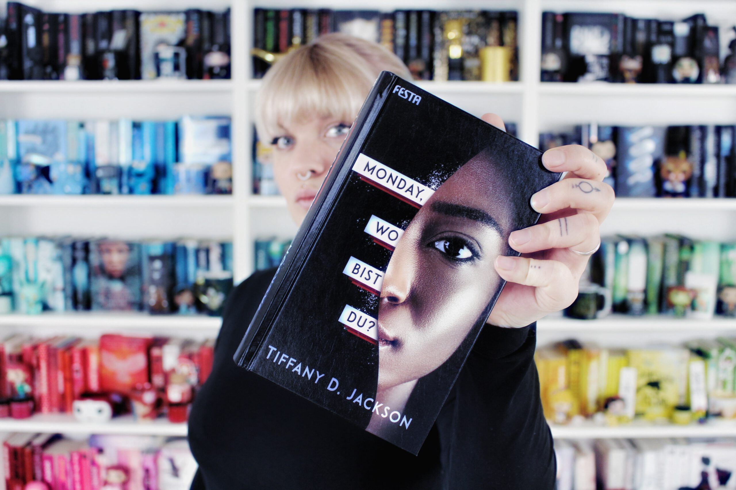 Rezension | Monday, wo bist du? von Tiffany D. Jackson