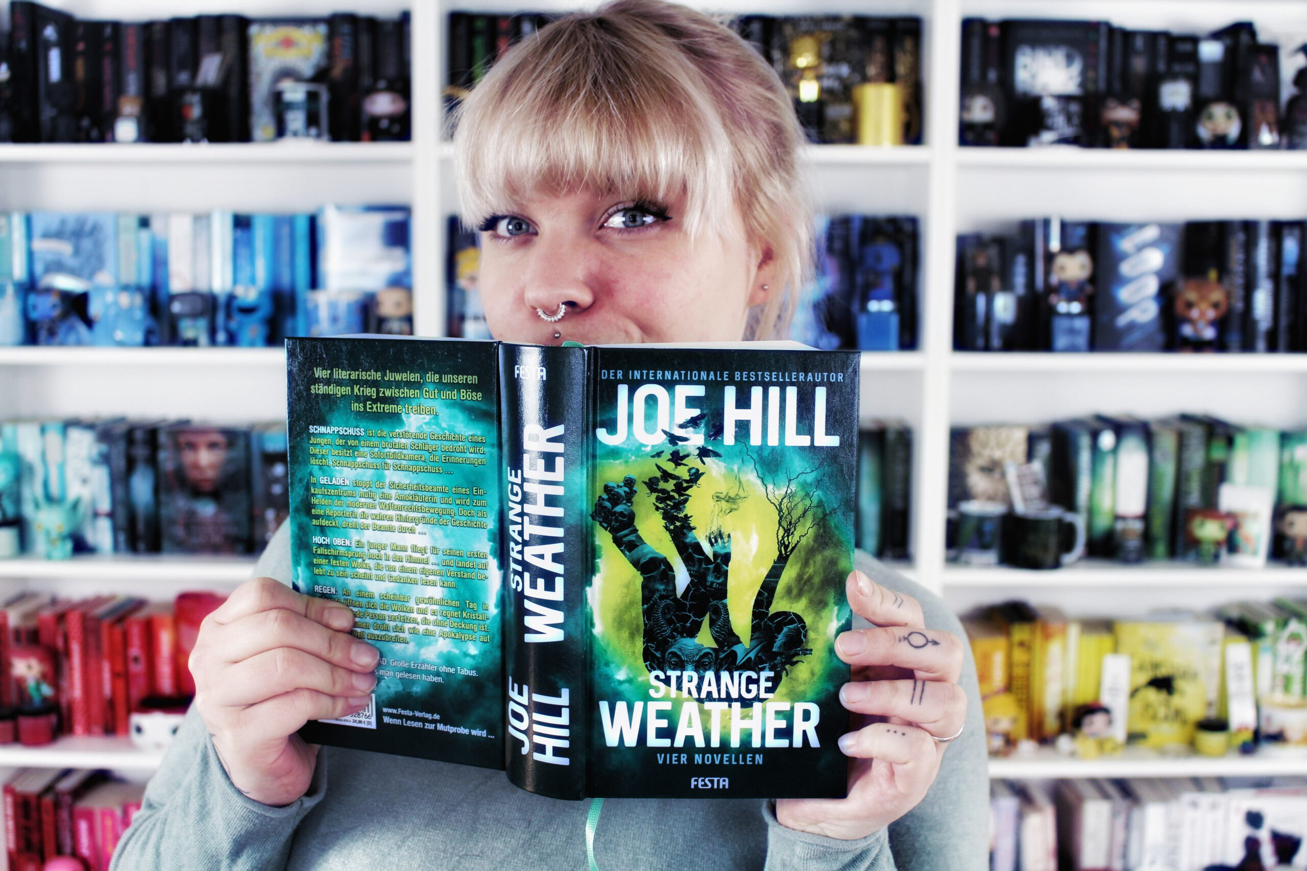 Rezension | Strange Weather von Joe Hill