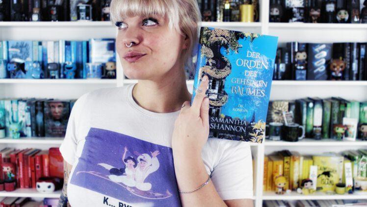 Rezension | Der Orden des geheimen Baumes 2 von Samantha Shannon